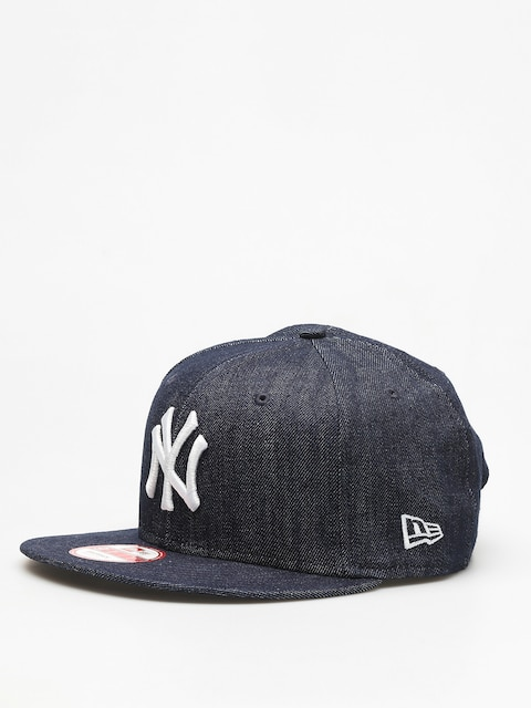 Czapka z daszkiem New Era Denim Basic 9Fifty ZD (blue denim)