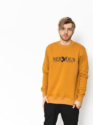 Bluza Nervous Classic (mustard)