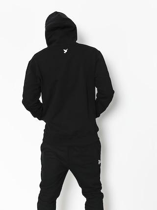 Bluza z kapturem Nervous Icon ZHD (black)