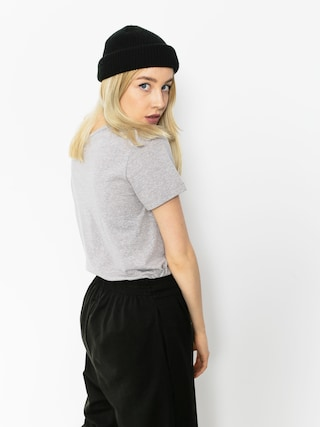 T-shirt Roxy Just Simple Wmn (heritage heather)