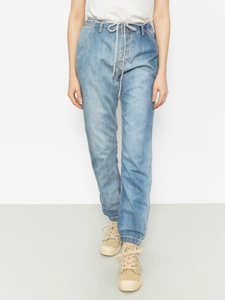 Spodnie Roxy Tropi Call Denim Wmn (medium blue)