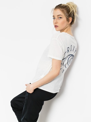 T-shirt Roxy Mojito Party Burn Out Wmn (marshmallow)