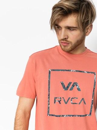 T-shirt RVCA Va All The Way (terracota)