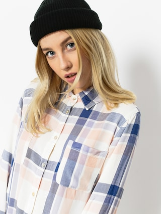 Koszula Roxy Setai Miami Wmn (marshmallow great plaid)