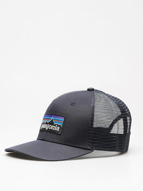 Czapka z daszkiem Patagonia Logo Trucker ZD (navy blue w/navy blue)