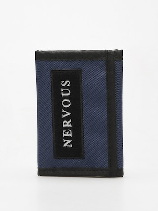 Portfel Nervous Patch (navy)