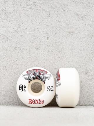 Kółka Bones Mullen Winged Mutt Strettech Formula V1 (white/white)