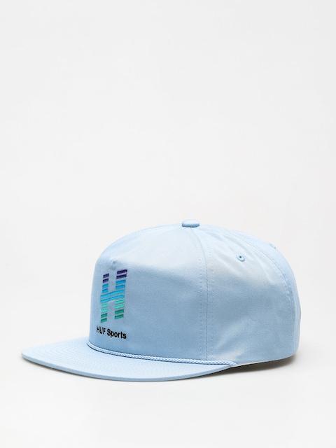 Czapka z daszkiem HUF Network ZD (light blue)
