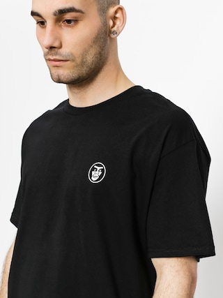T-shirt OBEY Creeper Circle (blk)