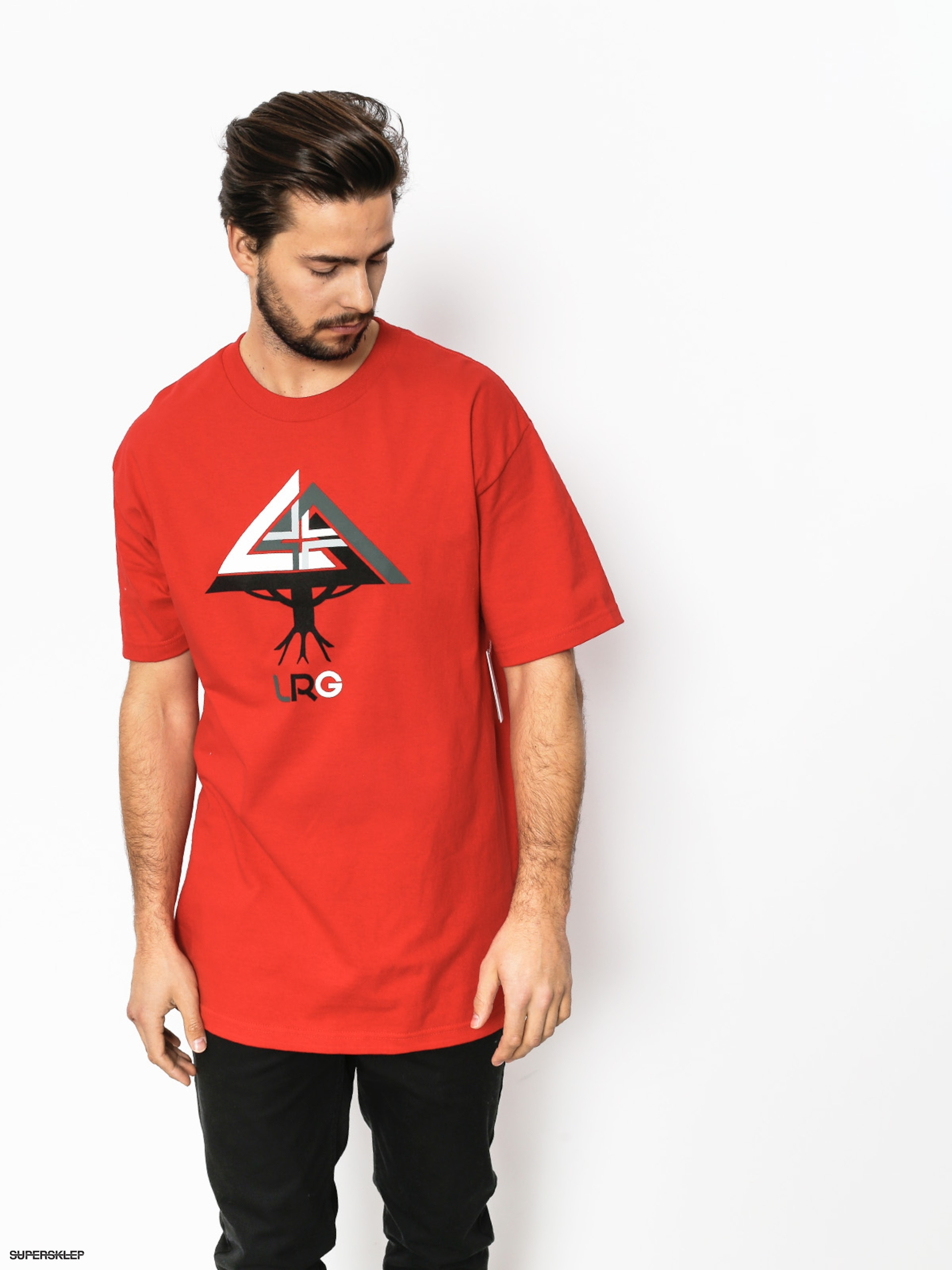 T-shirt LRG Forward Icon (red)