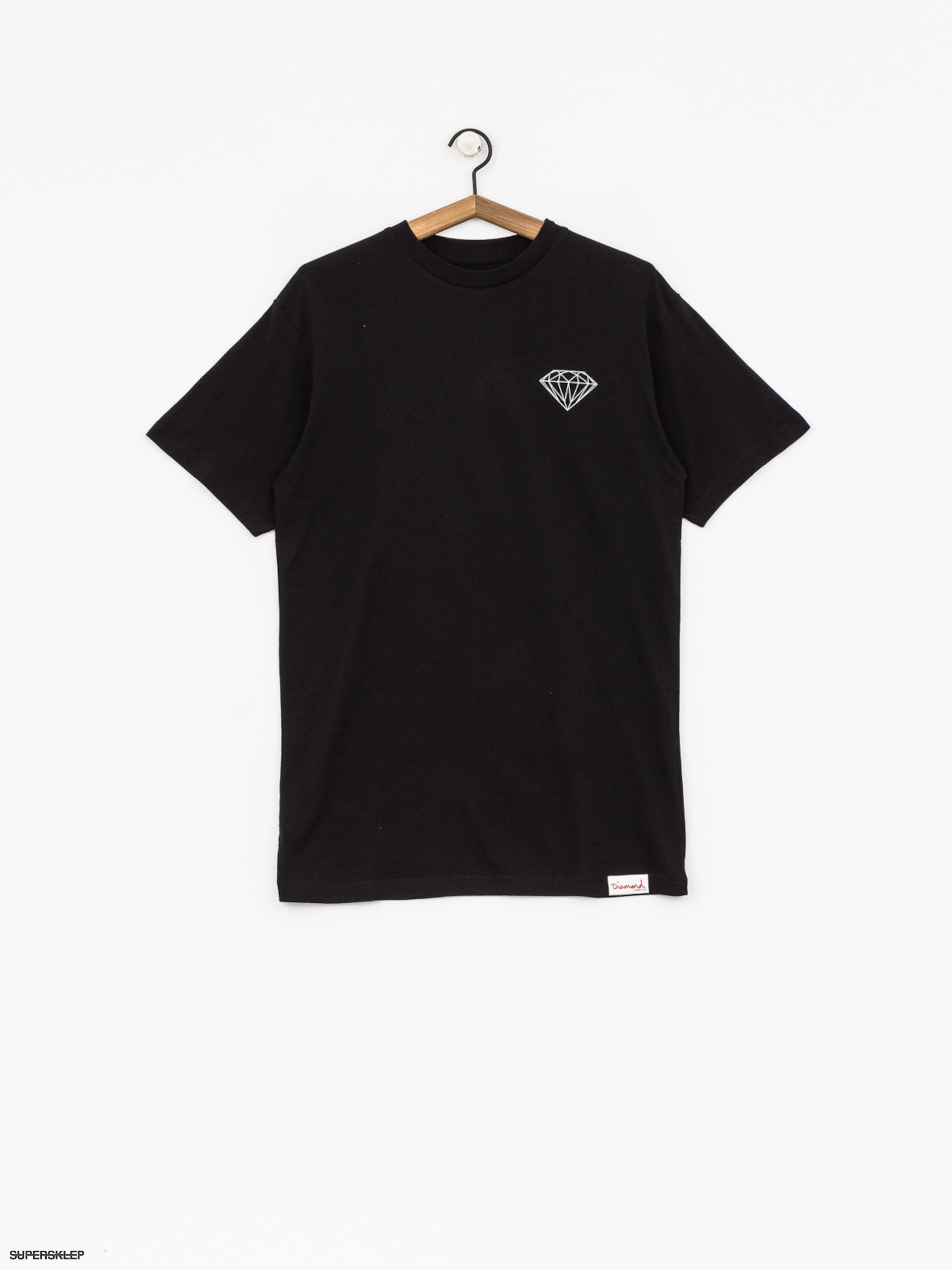 T-shirt Diamond Supply Co. Brilliant
