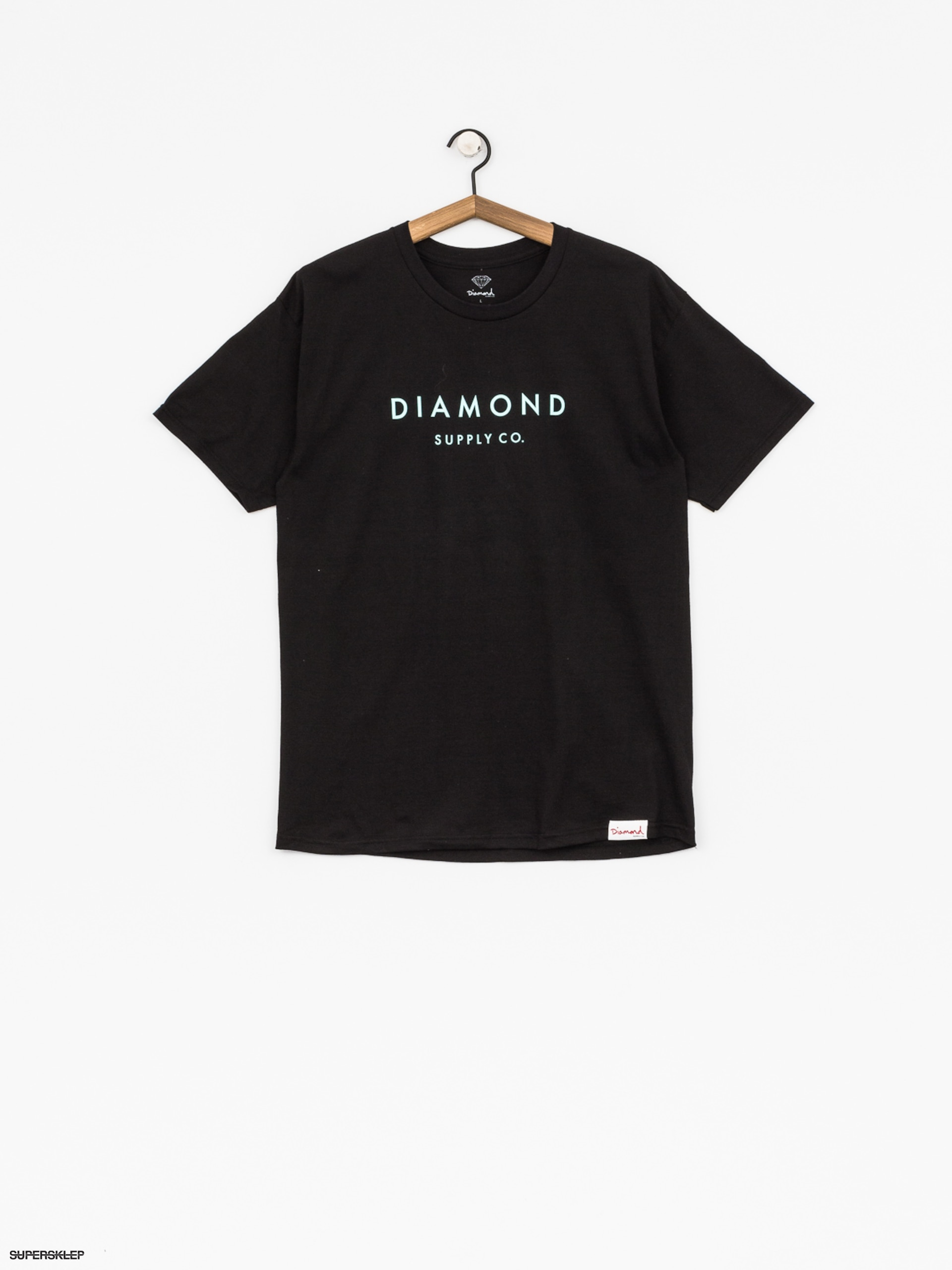 T-shirt Diamond Supply Co. Stone Cut