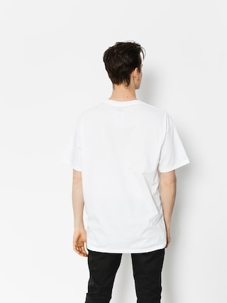 T-shirt OBEY Obey Typewritter (wht)