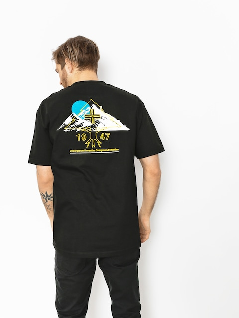 T-shirt LRG Adventure Time (black)