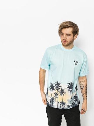 T-shirt LRG Palm Tree Knit (powder blue)