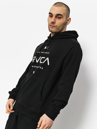 Bluza z kapturem RVCA Lock In HD (black)