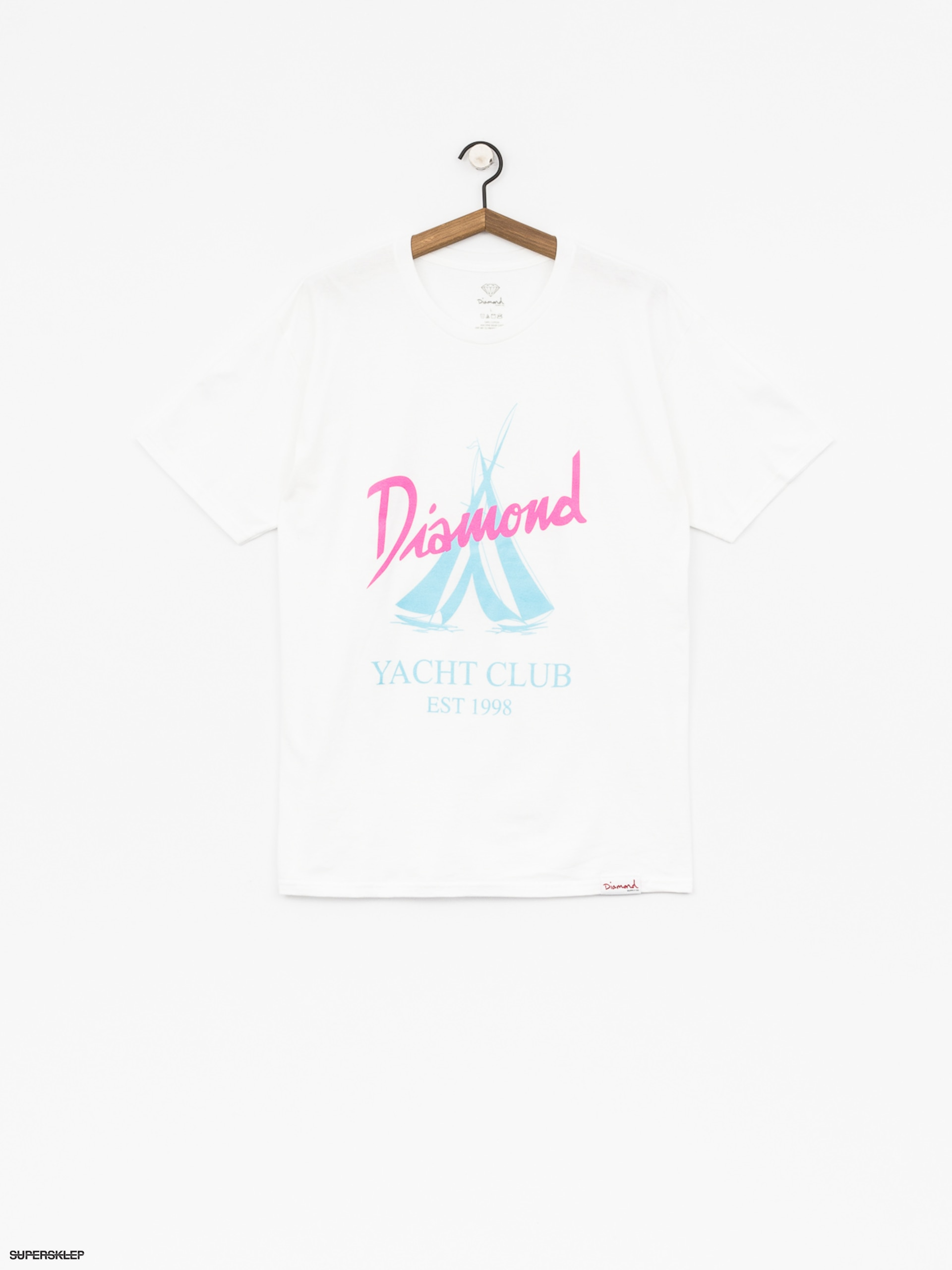 T-shirt Diamond Supply Co. Voyage