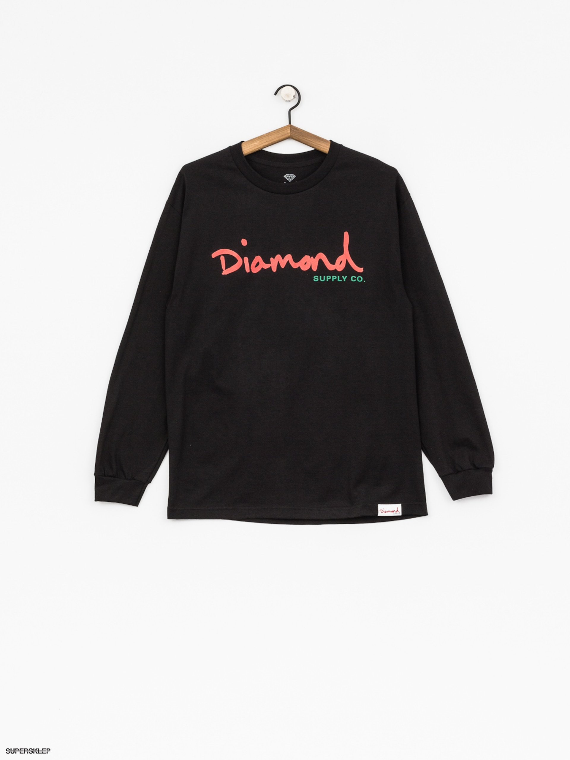 Longsleeve Diamond Supply Co. Alligator