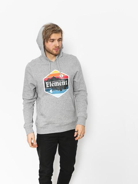 Bluza z kapturem Element Dusk HD (grey heather)
