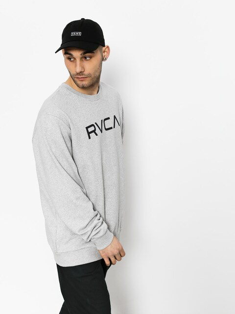 Bluza RVCA Big Rvca Crew (athletic heather)