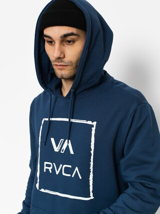 Bluza z kapturem RVCA Va All The Way HD (classic indigo)