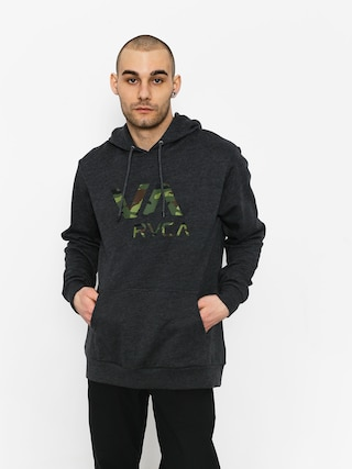 Bluza z kapturem RVCA Va Rvca HD (charcoal heather)