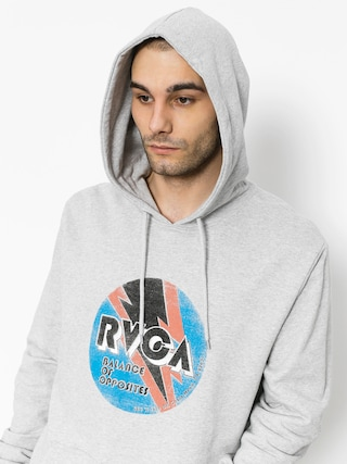 Bluza z kapturem RVCA Volt HD (athletic heather)
