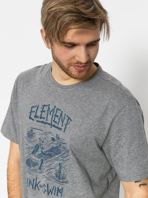 T-shirt Element Face Off (grey heather)