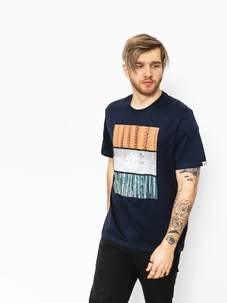 T-shirt Element Parallel (eclipse navy)