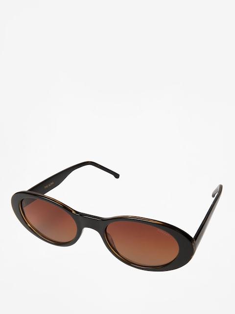 Okulary przeciwsłoneczne Komono Alina (black tortoise)
