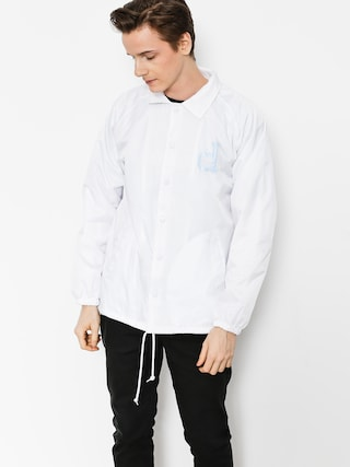 Kurtka Diamond Supply Co. Un Polo Coaches (white)
