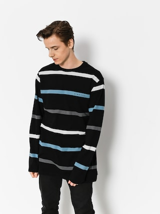 Longsleeve Diamond Supply Co. Paradise Striped (black)