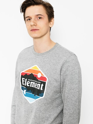 Bluza Element Dusk Crew (grey heather)