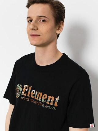 T-shirt Element Horizontal Fill (flint black)
