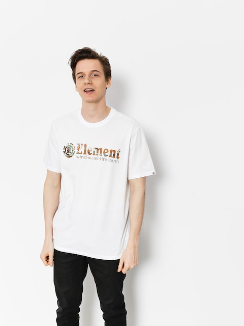 T-shirt Element Horizontal Fill (optic white)