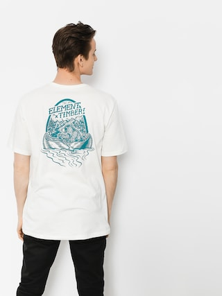 T-shirt Element Roar N Row (bone white)