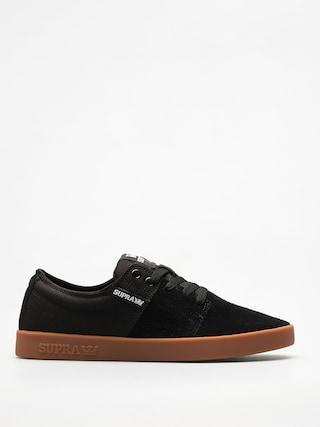 Buty Supra Stacks II (black gum)