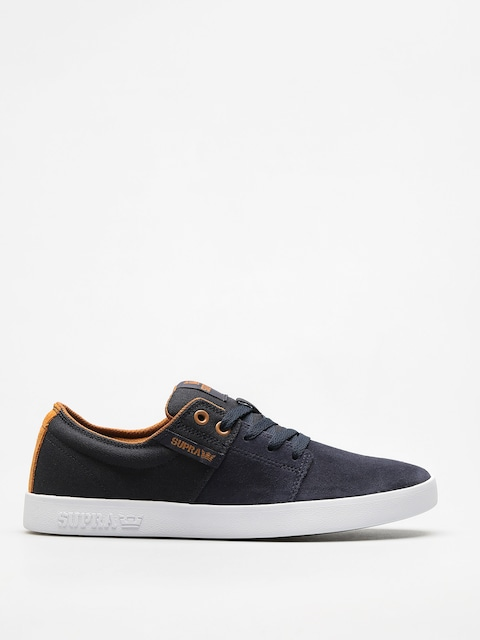 Buty Supra Stacks II (navy/tan white)