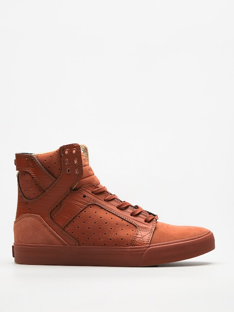 Buty Supra Skytop (brown patina)