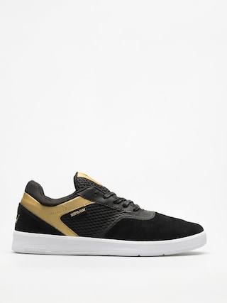 Buty Supra Saint (black/gold white)