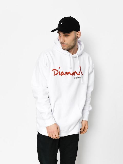 Bluza Diamond Supply Co. Og Script (white)