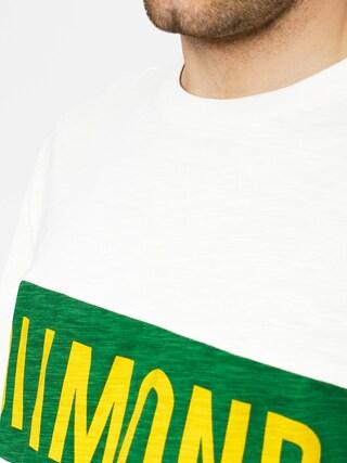 T-shirt Diamond Supply Co. Elliot (cream)