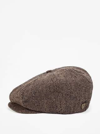 Kaszkiet Brixton Brood Snap ZD (brown/khaki)