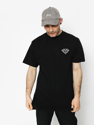 T-shirt Diamond Supply Co. Brilliant (black)