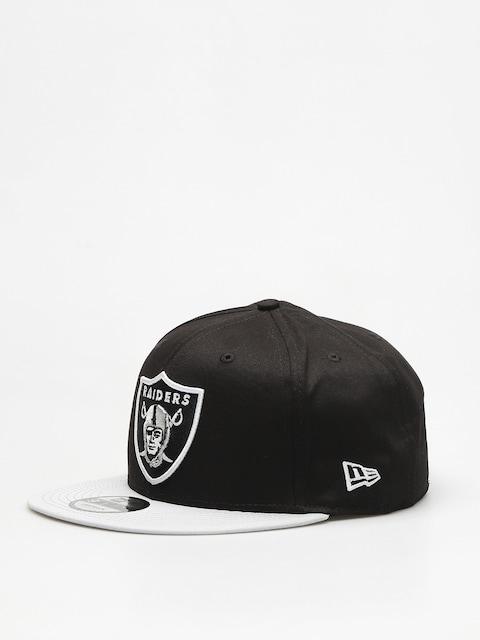 Czapka z daszkiem New Era Nfl 950 Cotton Bl Oakland Raiders ZD (black/gray)