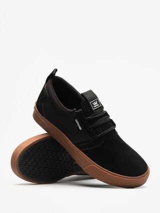 Buty Supra Flow (black/gum)