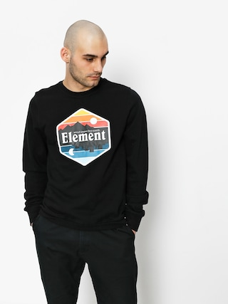 Bluza Element Dusk Crew (flint black)