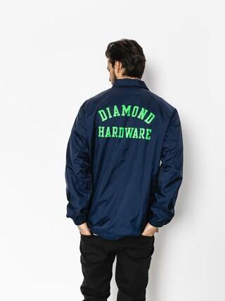 Kurtka Diamond Supply Co. Un Polo Coaches (navy)