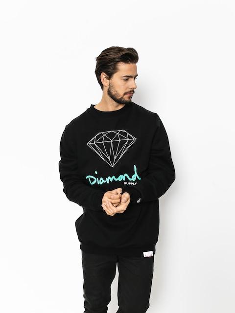 Bluza Diamond Supply Co. Og Sign (black)