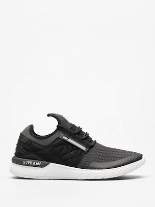 Buty Supra Flow Run Evo (black/dk grey white)